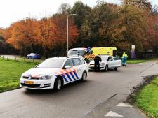 Bestuurder gewond bij ongeluk in Angerlo