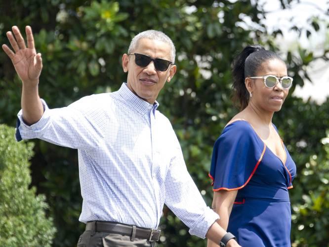 Obama geeft verjaardagsfeest voor 475 gasten: coronaproof, maar er klinkt ook kritiek