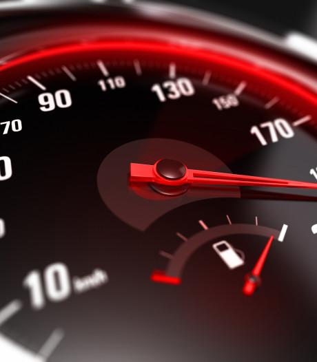 Drie uurtjes snelheidscontrole in Middelbeers: 88 overtredingen