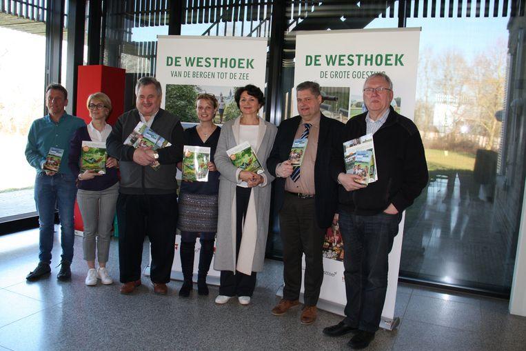 Westtoer trekt de promotiecampagne voor de regio Westhoek op gang