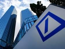 'Deutsche Bank zwaar onder vuur door Liborschandaal'