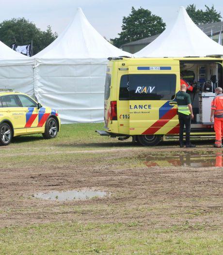 Jonge vrouw gewond tijdens springconcours paarden De Grient Etten-Leur