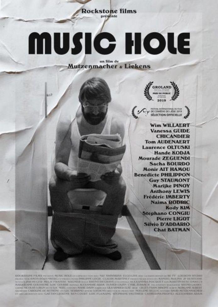 """""""Music Hole"""", décrit comme le """"Pulp Fiction à la belge""""."""