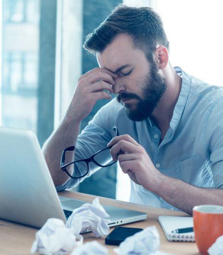 Wanneer ben je ziek genoeg om je ook ziek te melden?