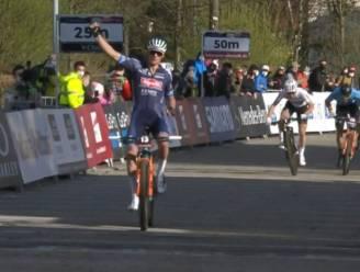 Mathieu van der Poel maakt indruk in mountainbike: hij vliegt in shorttrack naar winst en pole zondag
