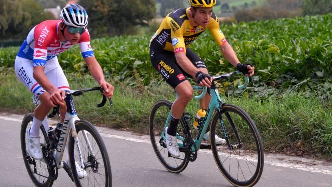 Bevestigd: combinatie van Tour en Spelen, waar erg strikte regels gelden, kan voor Van Aert en Van der Poel