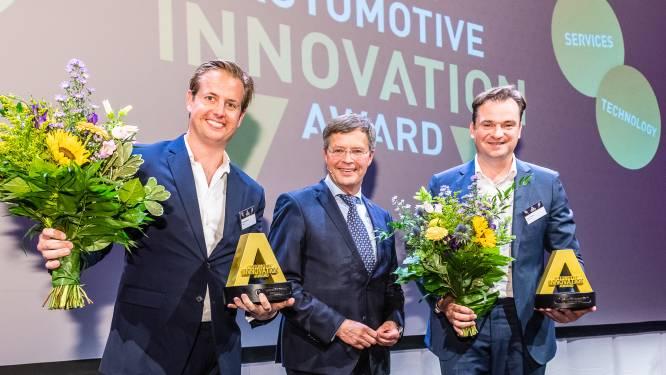 Balkenende reikt Nederlandse Automotive Innovation Awards uit