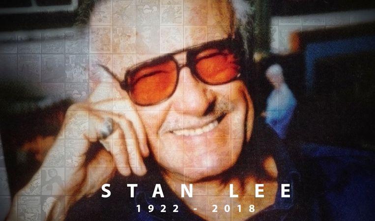Stan Lee werd 95 jaar oud.