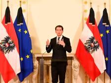 """""""Les terroristes ne diviseront pas l'Autriche"""""""