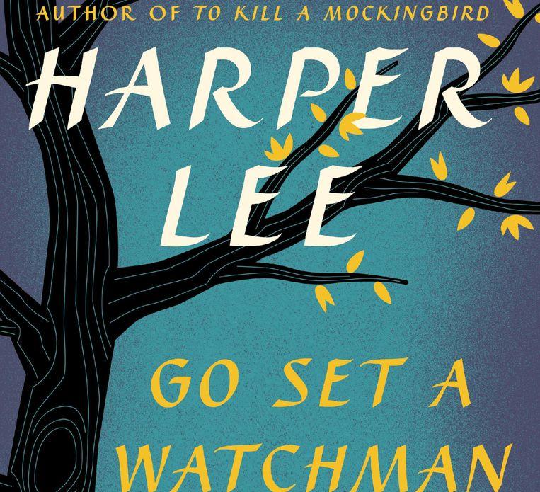 De nieuwe Harper Lee Beeld ap