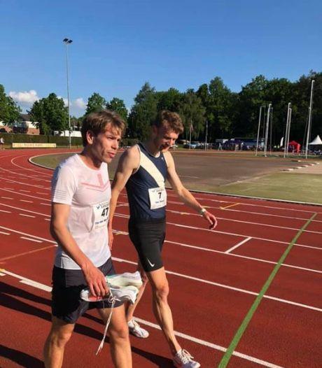 Van den Broeke nadert Zeeuws record op 1500 meter tot op 0,26 seconde