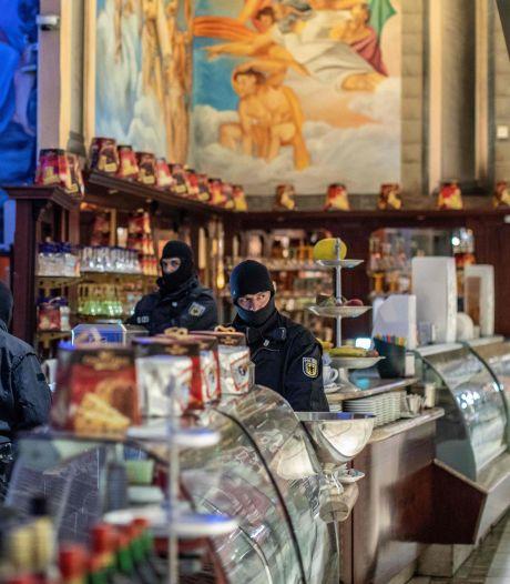 Grootschalige actie tegen Italiaanse maffia: 31 verdachten opgepakt