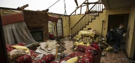 Après la tornade, des pluies torrentielles sur Oklahoma