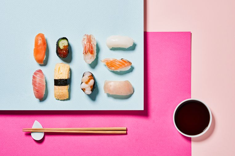 Sushi Beeld Getty Images