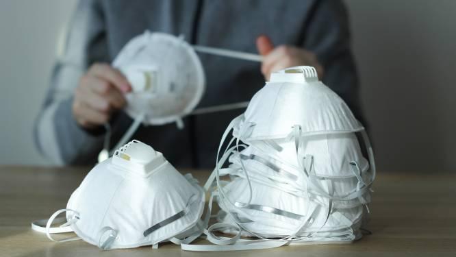 """Ziekenhuizen niet tevreden over kwaliteit geleverde mondmaskers: """"Niet bedoeld voor medisch gebruik"""""""