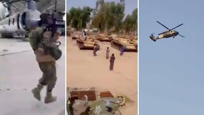 Welke wapens van VS zijn achtergebleven in Afghanistan? En kunnen taliban er iets mee aanvangen?