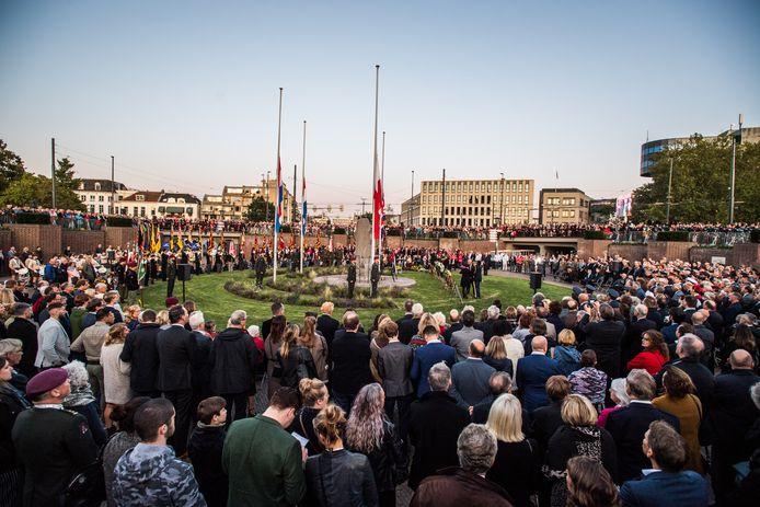 herdenking plus bridge to liberation 2019, 75 jaar, herdenking,