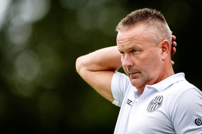 Trainer Berry Zandink beseft dat MSC door de aangekondigde stap naar de zaterdag nog een zwaar half jaar tegemoet gaat.