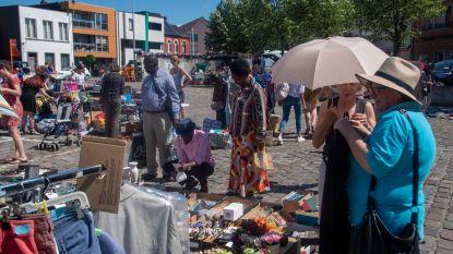 Rommelmarkt seizoen op Zeshoek Wetteren van start