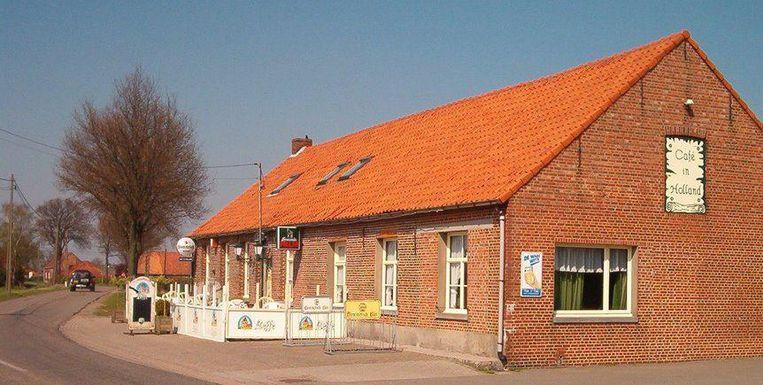 Voor spek met eieren onderweg kan je terecht in Café In Holland ligt net over de grens in... Holland. Beeld RF