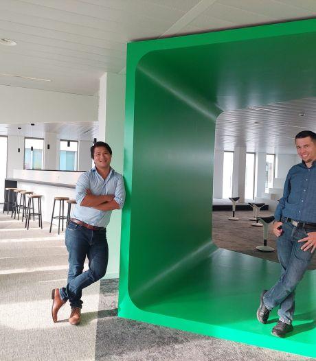 Afhalen van de Krook naar de rest van de wereld: Gents verhaal Deliverect viert waanzinnige groei met nieuwe gebouwen