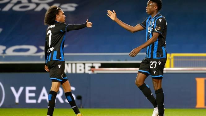 Club is moedig Olsa Brakel de baas met 6-1 en mag zich opmaken voor heruitgave bekerfinale tegen Antwerp