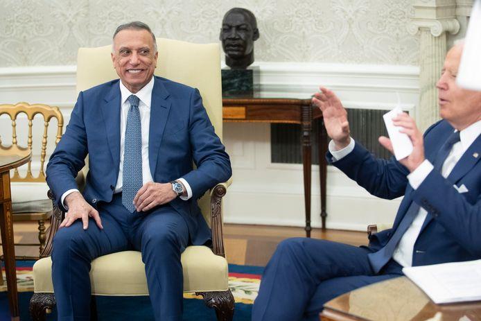 Mustafa Al-Kadhimi startte zijn ambtsperiode als Iraaks premier in mei 2020.