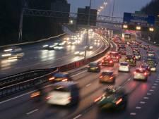 Licht op veel snelwegen gaat 's nachts uit