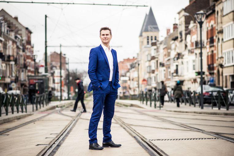 Wim De Vilder. Beeld Artur Eranosian