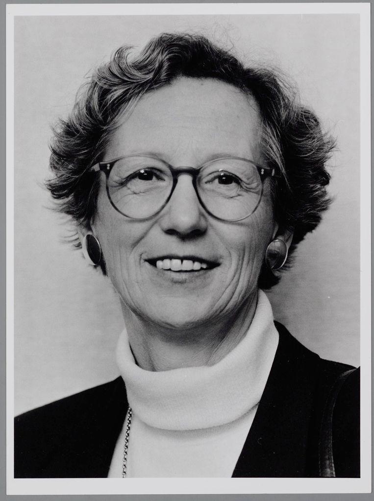 Hannie Bruinsma-Kleijwegt, burgemeester van Zaanstad tussen 1992 en 1996. Beeld Gemeente Zaanstad