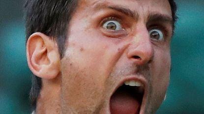 Djokovic erg blij met stek in de achtste finale - Exit Zverev en Kyrgios - Ook Halep blaast verrassend de aftocht