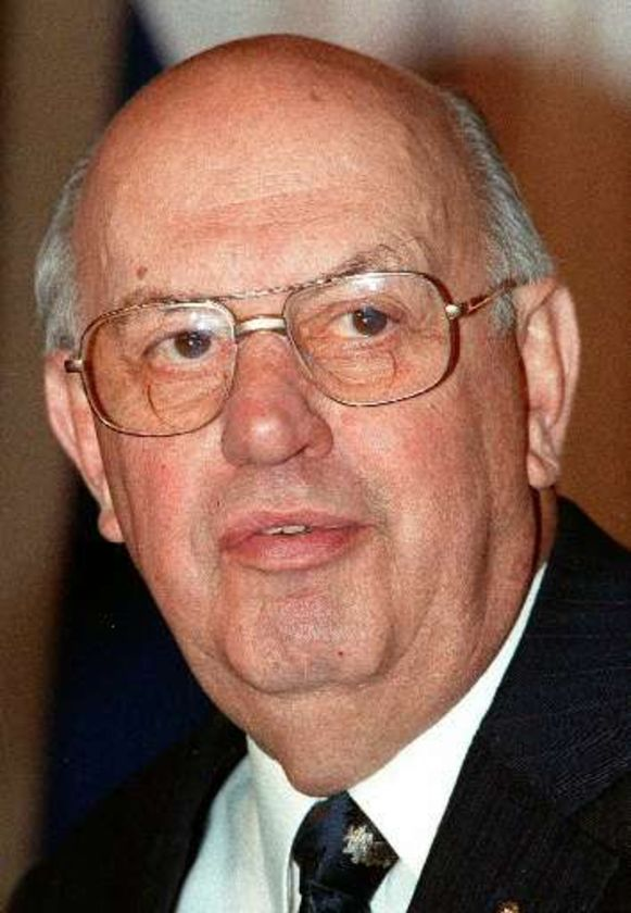 Pieter Willem Botha, bijgenaamd 'Die Groot Krokodil', overleed in 2006.