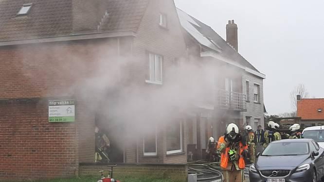 Brand maakt pas verbouwd huis van zestigers onbewoonbaar