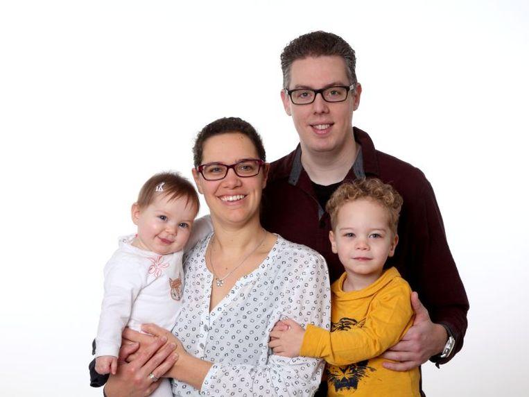 Ben Van Mierloo en zijn gezin uit Overpelt testen sinds oktober de brandstofcel. Tot nog toe liggen de resultaten helemaal in de lijn van de verwachtingen.