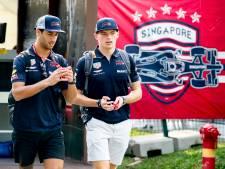 Verstappen over de F1-tombola: Toro Rosso? Ik weet wie er komt.