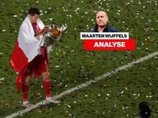 De Bruyne pleit voor Gouden Bal over 2020 en 2021:  'Dat zou recht doen aan Lewandowski'