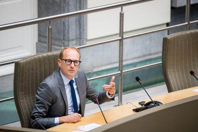Minister van Dierenwelzijn Ben Weyts (N-VA) maakt extra financiële steun vrij voor dierenasielen.