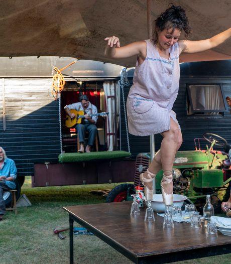 Theaterfestival Boulevard wijkt tijdelijk uit naar Zuiderpark