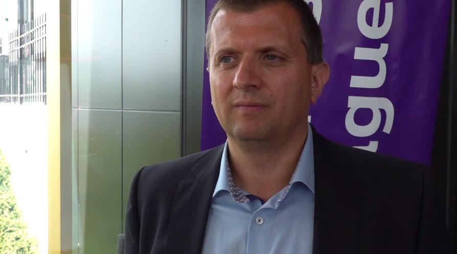 Kalendermanager Nils Van Brantegem.