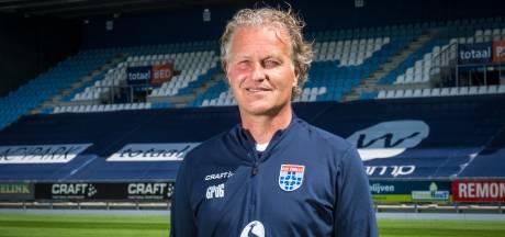 Gert Peter de Gunst bij naderend afscheid PEC: 'Ik kijk niet met heel veel plezier terug op laatste twee jaar'