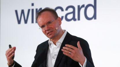 Topman Wirecard opgepakt nadat hij 2 miljard euro kwijtspeelde die mogelijk nooit heeft bestaan