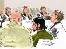 OM eist 25 jaar tegen Afghaanse aanslagpleger Amsterdam CS