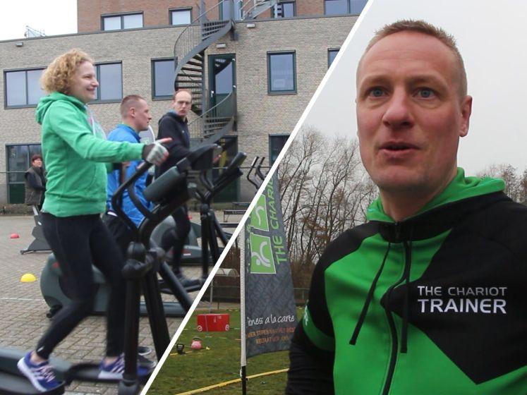 'Stilzitten is geen optie': Achterhoekse sportschool komt in actie