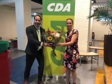 Wethouder De Bruin CDA-lijsttrekker