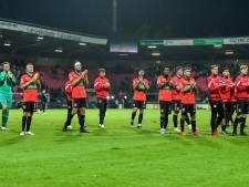 NEC op woensdag 27 oktober naar Capelle in KNVB-beker, GVVV op dezelfde avond tegen Sparta