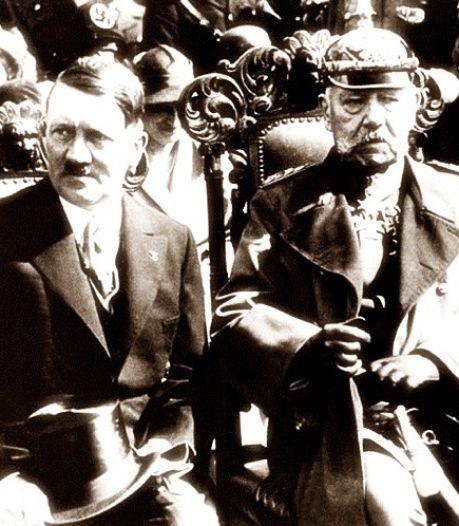 Hitler vroeg dagje verlof om Derde Rijk te stichten