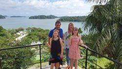 """West-Vlamingen Diego en Joyce baten in Panama gelauwerd hotel Bocas del Mar uit: """"Verliefd geworden op de verborgen schoonheid van het land"""""""