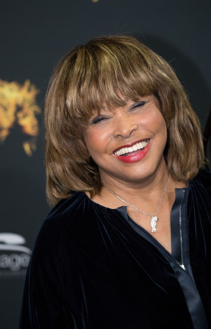 Tina Turner in 2018