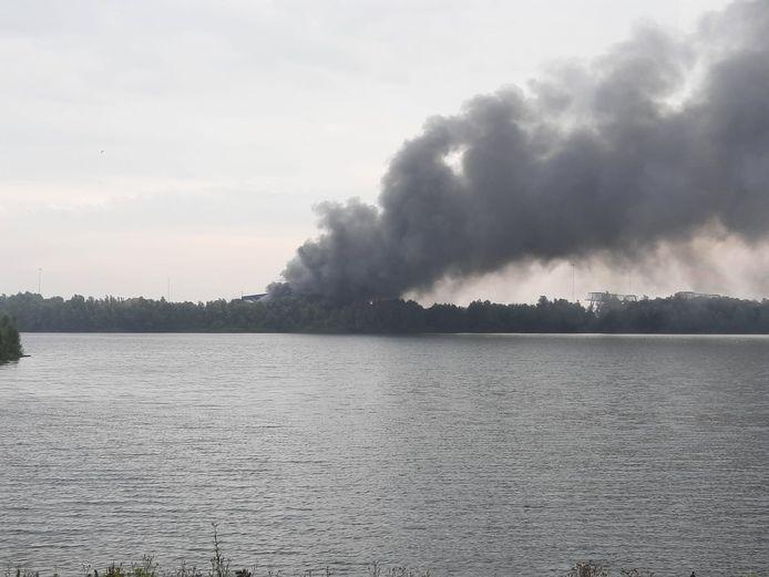 Brand in Huissen