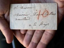 Wat schreef Jacques in 1697 aan zijn neef? Verzegelde brief eindelijk te lezen door nieuwe technologie